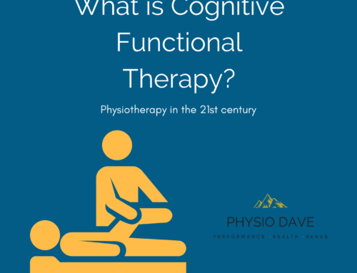 What is Cognitive Functional Therapy