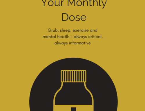 January 2019 Monthly Dose